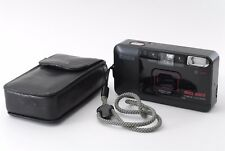 Konica Big Mini A4 35mm f/3.5 point & shoot Film Camera w/Case [Exc++]
