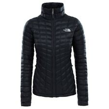 The North Face Thermoball Zip in Full Jacket Women Lightweight Insulating L