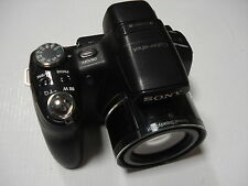 Very Nice CyberShot DSC-HX1 9MP Digital Camera 20x