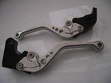 Yamaha XJ6 DIVERSION (09-15), CNC levers short silver/chrome adjusters, F16/Y688