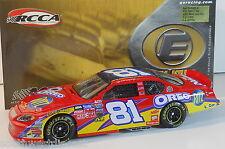 Dale Earnhardt Jr 2005 RCCA Elite 1/24 #81 Oreo / Ritz NASCAR Chevrolet NEW