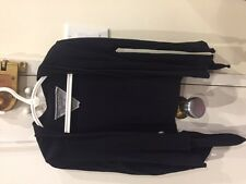 Girl's T2Love black, light weight open cardigan, size 4