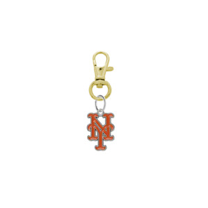 New York Mets Pet Tag Collar Charm Baseball Dog Cat - Pick Your Color