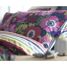 SeaSalt Anemone Multicoloured 100% Cotton/1 Standard Pillowcase/New