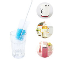 Home Kitchen Long Handle Brush Bottle Cup Glass Washing Cleaning Cleaner Tool