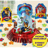 PAW PATROL PARTY SUPPLIES TABLE DECORATING CENTREPIECE CONFETTI BIRTHDAY KIT