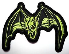 OVER KILL    EMBROIDERED PATCH
