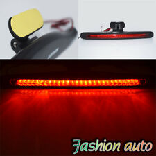 1 pc Aftermarket 28 LED Slim 3rd Tail Brake Stop Warning Light Red with Tape