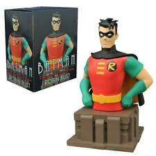 BATMAN THE ANIMATED SERIES ROBIN BUST STATUE OFFICIAL DIAMOND SELECT TOYS