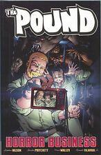 The Pound Horror Business 1 TPB Desperado IDW 2011 NM 1 2 3 4 5
