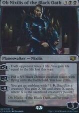 OVERSIZED Ob Nixilis of the Black Oath (Commander 2014) Black Rare OVERSIZE