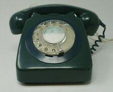GPO Vintage Style 746 Green Landline Phone Fully Working  (D2)