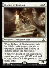 2x MTG: Bishop of Binding - White Rare - Rivals of Ixalan - Magic Card