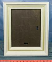 """13-1/2""""x16-3/4 Painted Wood Picture Frame for 9-1/2""""x12-1/2"""" dq"""