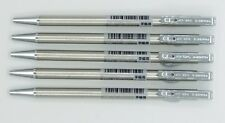 ZEBRA T-3 ball point pen (mini pen BLUE INK ) 5 PCS (C)