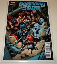 GUARDIANS 3000 # 3  Marvel Comic  Feb 2015  NM 1:25 Sandoval VARIANT COVER