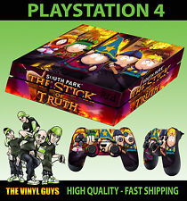 PS4 Piel South Park The Stick of Truth KENNY Pegatina NUEVO + Pad vinilo laid