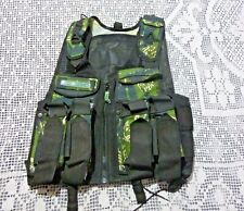 GILET NEUF ASSAUT TACTIQUE MULTIPOCHES AIRSOFT PAINTBALL CAMOUFLAGE