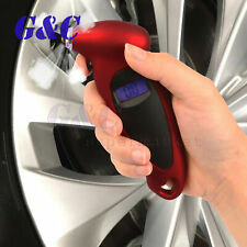Tire Pressure Guage Digital Car Bike Truck Auto Air PSI Meter Tester Tyre survey