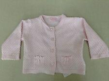 Pretty pink cardigan por Mayoral recién nacidos 2-4 meses 65cm