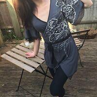 Gorgeous Karen Millen Kimono Sleeve Top