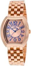 Invicta 15042 33mm Tonneau Angel Lady Rose Bracelet Womens Watch