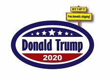 2020 Donald Trump Make America Great Again! Decal Sticker President Campaign