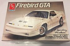 1989Pontiac Firebird GTA Trans Am WS6 sealed TPI USA Made Notch Back 88 90