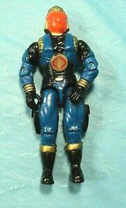 GI Joe 1991 Cobra Commander Action Figure.