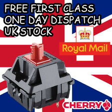 1 x NEW Cherry MX Red Switches Replacement Tester Genuine Cherry UK Stock