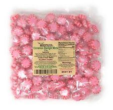 Cinnamon Starlight Mint Hard Candy, 2 lbs. ~ YANKEETRADERS ~ FREE SHIPPING