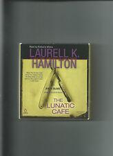 Anita Blake, Vampire Hunter: The Lunatic Cafe by Laurell K. Hamilton CD VGC