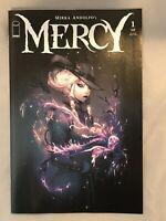 MERCY #1 2ND PRINT IMAGE COMICS BY MIRKA ANDOLFO WHO IS LADY HELLAINE? 🙀😳🔥