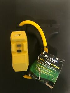Shock Shield Portable GFCI 3 Outlet Tri-Cord 120V/15A TRC-Southwire NWOT