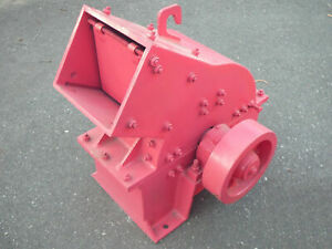 200 x 300 Hammer Mill for Rock Crusher, Crushing, Gold Prospecting, Mining.
