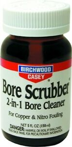 Birchwood Casey Bore Scrubber 2 in 1 Rust Protectant Bore Cleaner 5 Oz 33632