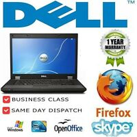 Cheap Laptop Dell Latitude 14.1'' D630 Intel 2.0GHZ 2GB 160GB Windows 7 Office