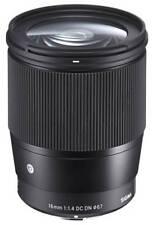 Sigma 16 mm 1,4 DC DN Contemporary / MFT-Panasonic / **NEU**HÄNDLER**SOFORT**