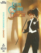 Evelyn Glennie ‎Dancin' CASSETTE ALBUM Pop Classical Stage & Screen Contemporary