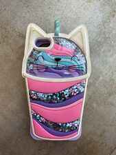 Cute Glittery Cat Ipod 6 Gen Case!