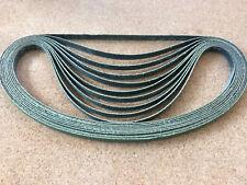 6mm x 457mm Z120 Medium Grit Sunmight R205 Alumina Zirconia Sanding Belt