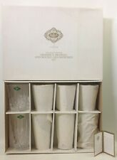 Godinger Crystal Gramercy Highball And Double Old Fashioned Glasses Set No 25777