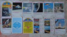 Quartett Weltraumfahrzeuge