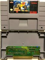 King Of The Monsters 2 - SNES Super Nintendo Authentic! Original Tested Working!