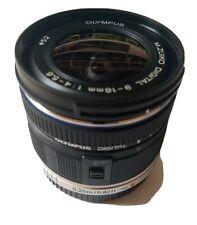 Olympus M.Zuiko Digital ED 9‑18mm f/4‑5.6 Wide Angle Lens
