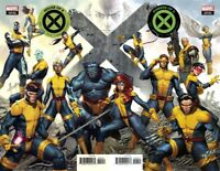 MARVEL HOUSE / POWERS OF X # 4 MOLINA CONNECTING VARIANT SET NM+ PRE ORDER