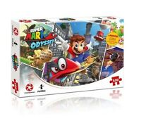 ORIGINAL Winning Moves Super Mario Odyssey Puzzle Weltreisender Travler