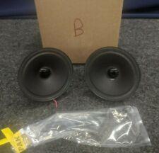2 Bose Pair Tweeter Monitor ii Series Bracket 130714 301 Speaker Nice OEM Mint