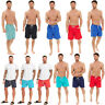 MENS MESH LINED QUICK DRY SHORTS SWIMMING GYM RUNNING SUMMER BEACH SPORTS TRUNKS