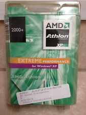 New AMD Athlon XP 2000+ 1.67GHz Socket 462/A Processor - Factory Sealed!